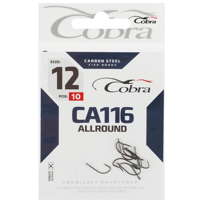Крючки Cobra ALLROUND