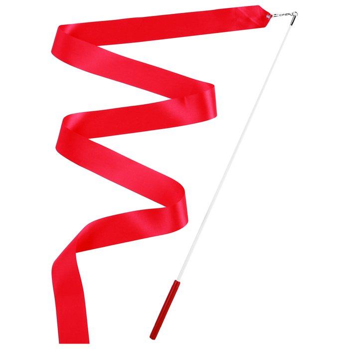 Гимнастическая лента рисунок